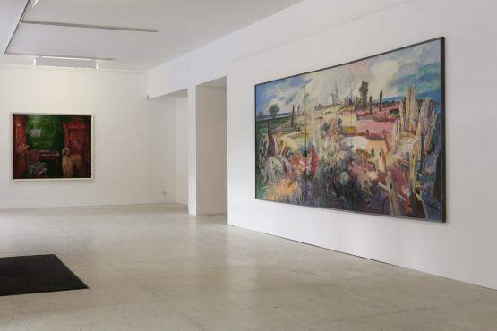 Uno Roosvalt Kunstihoone Galerii näituseplaanid 010