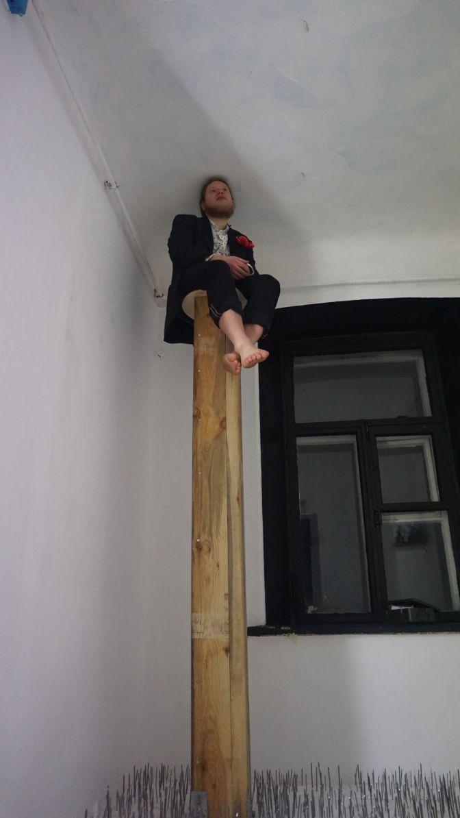 Kaarel Kütas_Risky Choices. Examples from the Performance Art