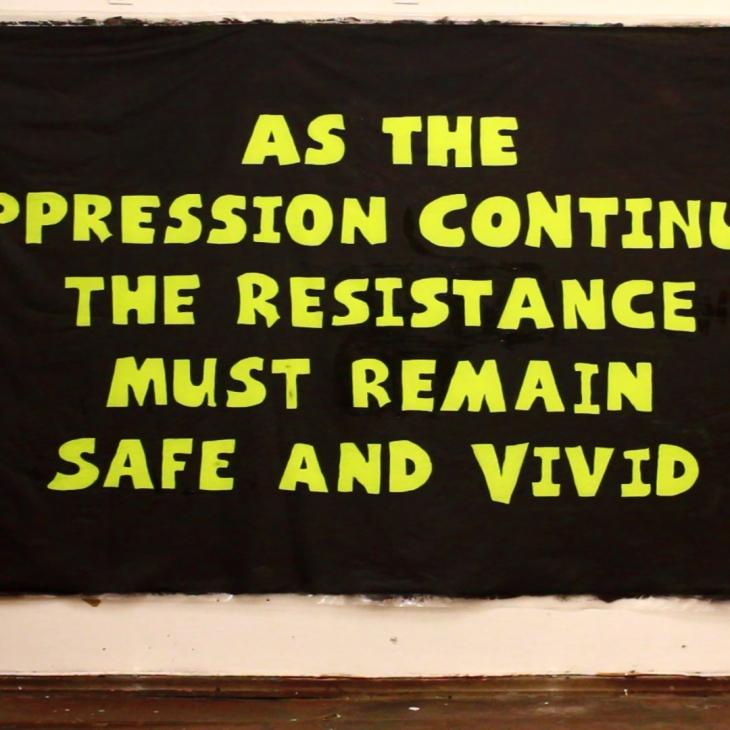 Resistance safe and vivid