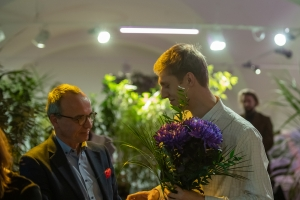 Läti-kunstiakadeemia-rektor-Kristaps-Zariņš-ja-maalipreemia-võitja-Janis-Šneiders.väike